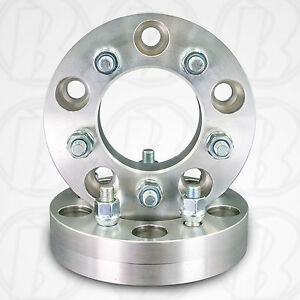 5 Lug 115mm To 5 X 4 75 Wheel Adapters 1 25 Spacers 12mm 1 5 Studs