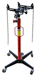 Redline 1 100 Lb Capacity Single Stage Under Hoist Transmission Jack Lift