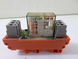 Used Finder 03 Type 40 61 Relay 16a 250v