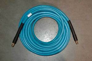 Carpet Cleaning High Pressure Solution Hose 1 4 In X 50 3000 Psi Rated