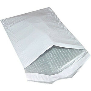 Yens 100 3 Poly Bubble Padded Envelopes Mailers 8 5 X 14 5