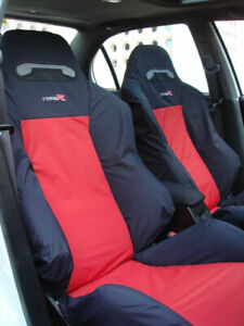 Recaro Honda Civic Type R Ek9 Seats Cover Set 2 Pcs Bicolour