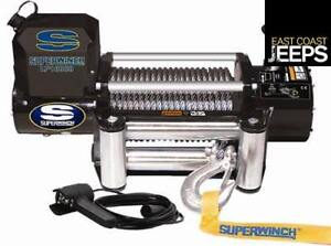 Superwinch Lp10000 Winch 1510200