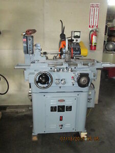 5 X 12 Myford High precision Grinder With Special Attachment For Bushings