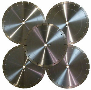 5pk 12 16mm Segment Concrete Paver Brick Block Stonetile Diamond Saw Blade best