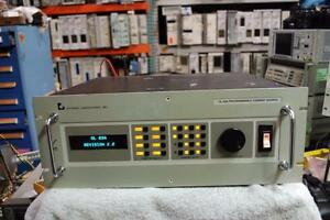 Optronic Ol 83a Programmable Current Source