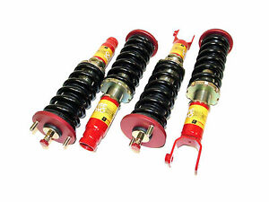 F2 Function And Form Type 2 32ways Adjustable Coilovers 89 91 Honda Civic Crx