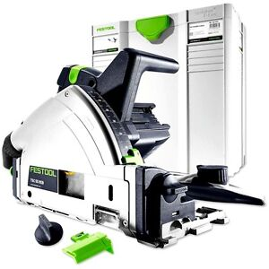 Plunge Cut Circular Saw Cordless Festool Tsc 55 Reb Li basic 201395 Festo Tools
