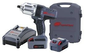Ingersoll Rand 20v 3 0 Ah Cordless Lithium Ion 1 2 In High Torque Impact Wrench