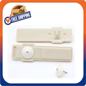 1000 Sensormatic Tyco Ultragator Security Tag W pin 58khz Zl92bxp Eas Preowned