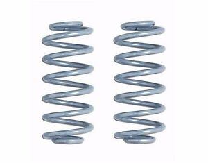 Rubicon Express Rear Coil Springs 3 5 Lift For 1997 2006 Jeep Wrangler Tj Lj