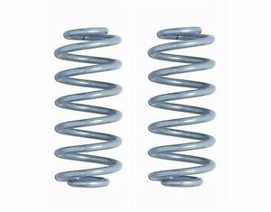Rubicon Express Rear Coil Springs 3 5 Lift For 1997 2006 Jeep Wrangler Tj