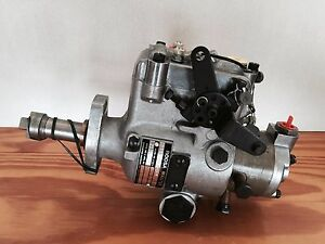 John Deere 55 95 Combine Fuel Injection Pump New Roosa Master Dbgvc631 1am