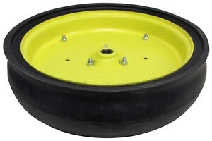 An211864 Guage Wheel Assembly Urathane For John Deere Air Drill