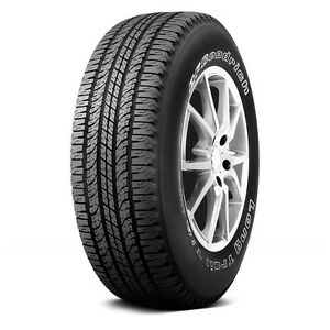 1 New 235 75 15 Bfgoodrich Long Trail T A Tour Orwl 108 T Xl 04893