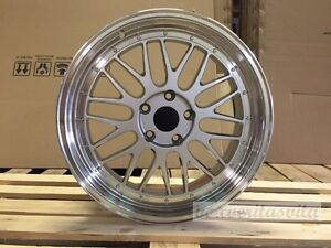19 Silver Lm Style Wheels Rims Fits Bmw 528i 535i 5 Series Awd Only