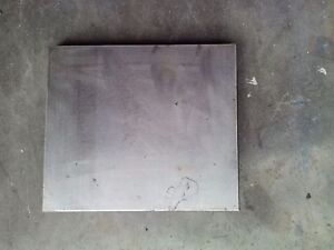Weinig Moulder Table Plate