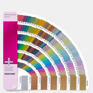 Pantone Metallic Formula Guide Coated Gg1507