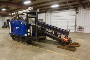 2000 American Augers Dd6 Directional Drill Hdd Machine Usa