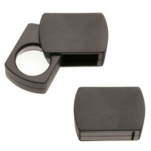 Eschenbach 10x Aplanatic Folding Pocket Loupe Magnifier Made In Germany New