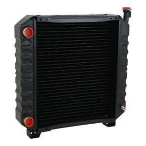 Ford New Holland Case Ih Tractor Radiator Tc35 Tc35d Tc40 Tc40 D35