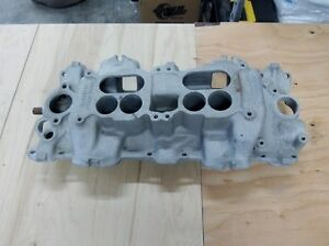 Cheverolet 409 Factory Dual Quad Intake Manifold