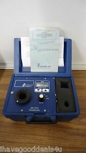 Hf Scientific Drt 15ce Portable Turbidimeter For Turbidity Testing New Battery