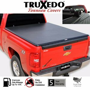 Truxedo Truxport Roll Up Bed Cover Fits 2014 2018 Gm Silverado Sierra 6 5 Bed