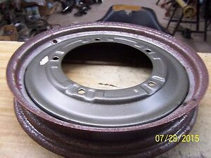 9n 2n Ford Tractor 19 Front Wheel