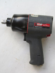 Ir Ingersoll Rand 2131p Pneumatic Air Impact Wrench 1 2