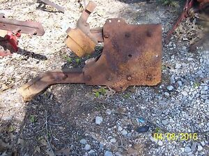 Ford Disc Plow Frame With Hub And 3pt