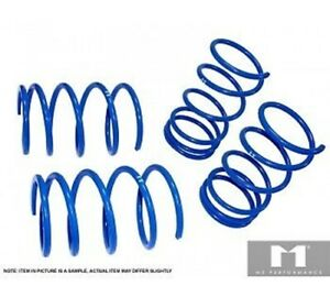 Lowering Springs For 2001 2005 Honda Civic 2 4dr