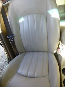 Jaguar X Type 2002 2003 2004 2005 2006 Right Front Seat