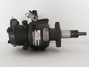 Continental Motors Zd129 Engine Diesel Fuel Injection Pump New Roosa Master