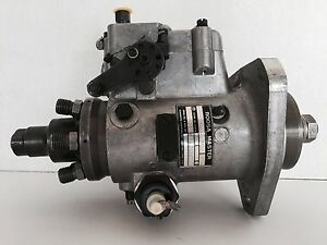John Deere 6600 Hillside Combine Diesel Fuel Injection Pump New Roosa Master