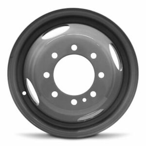 New 99 04 Ford F350sd Drw 16 X 6 4 Slot Dually Replacement Steel Wheel Rim