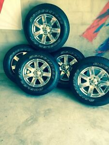 Jeep Wrangler Genuine 18 Wheels And Tires
