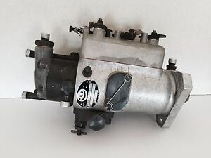 David Brown 880 Tractor Diesel Fuel Injection Pump New C a v lucas