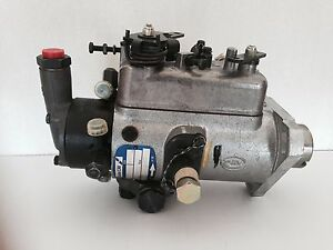 Ford 4600 4610 Tractor W 201 Engine Diesel Fuel Injection Pump New Lucas Cav
