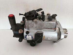 Ford 4600 Tractor Ind 550 W 201 Engine Diesel Fuel Injection Pump New C a v