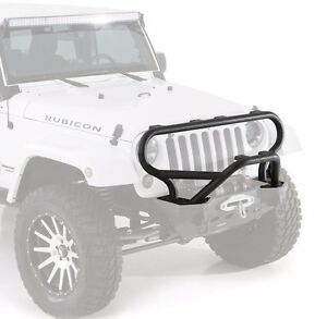 Smittybilt Xrc Mod System Modular Brush Guard For 2007 2018 Jeep Wrangler Jk