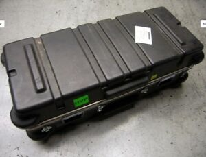 Thermodyne 49 X 22 X 17 Hard Plastic Military Shipping Case