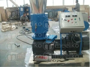 Small Industrial Pellet Mill Roller Rotating 30kw 500 Kg h Pellet Press