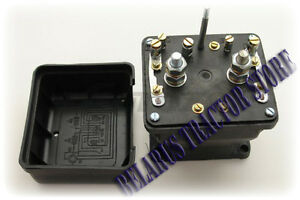 Belarus Tractor 12 24v Selector Switch