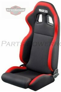 Sparco 00961nrrs R100 Tuner Seat Universal