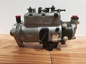 Perkins 4 108 Industrial Engine Diesel Fuel Injection Pump New C a v