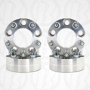 4 Ford Ranger Wheel Spacers Adapters 5x4 5 2 Inch 2wd 4wd Edge Sport Xlt