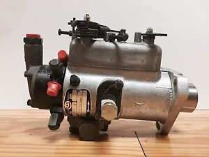 Ford 5000 Tractor W 256 Engine Diesel Fuel Injection Pump New C a v