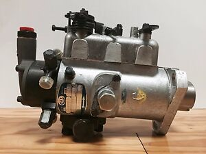 Ford 6600 5600 Tractor W 256 Engine Diesel Fuel Injection Pump New C a v