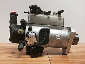 Ford 5600 5610 Tractor W 256 Engine Diesel Fuel Injection Pump New C a v